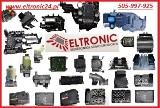 Logo firmy Eltronic - Elektronika Samochodowa