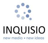 Logo firmy INQUISIO.research