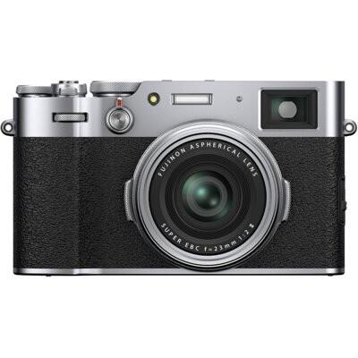 Aparat cyfrowy FUJIFILM X100V Srebrny
