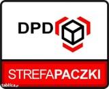 Logo firmy STREFA PACZKI DPD