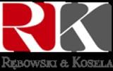 Logo firmy Rębowski Kosela Kancelaria Prawna