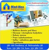 Logo firmy Mad-Nes Systemy Budowlane Sp. z o.o.