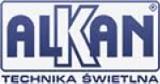Logo firmy Alkan hurtownia elektryczna