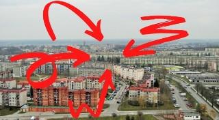 Co wskazuje strzałka? Rozpoznasz na zdjęciach Śremu te miejsca?