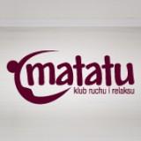 Logo firmy Matatu. Klub Ruchu i Relaksu
