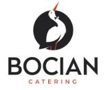Logo firmy Bocian catering