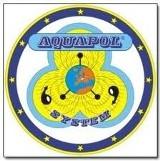 Logo firmy AQUAPOL - hydroizolacje, osuszanie, wilgoć