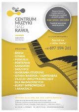Logo firmy Śląska Szkoła Jazzu i Muzyki Rozrywkowej w Katowicach - Centrum Muzyki Nad Rawą