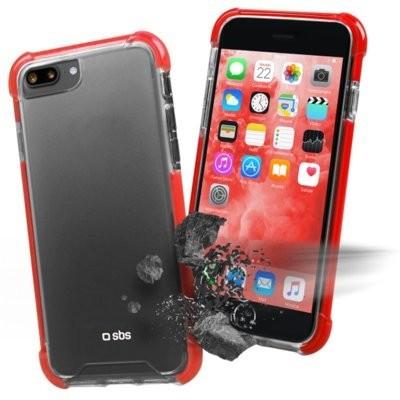 Etui SBS Hard Shock do iPhone 7/8 Plus Czerwony