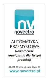 Logo firmy NOVECTRO Łukasz Naworski