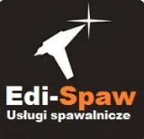Logo firmy Edi-Spaw Usługi Spawalnicze