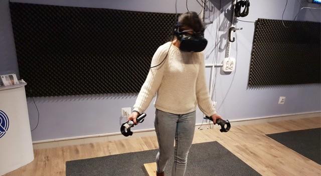 Wejdź w świat wirtualnej rzeczywistości dla dwojga - Gdynia (60 min.)