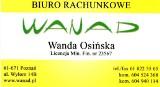 Logo firmy Wanad