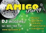 Logo firmy AMIGO PARTY - Sławomir Garnysz
