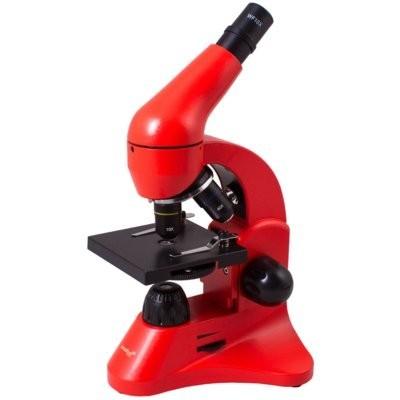 Mikroskop LEVENHUK Rainbow 50L Pomarańczowy
