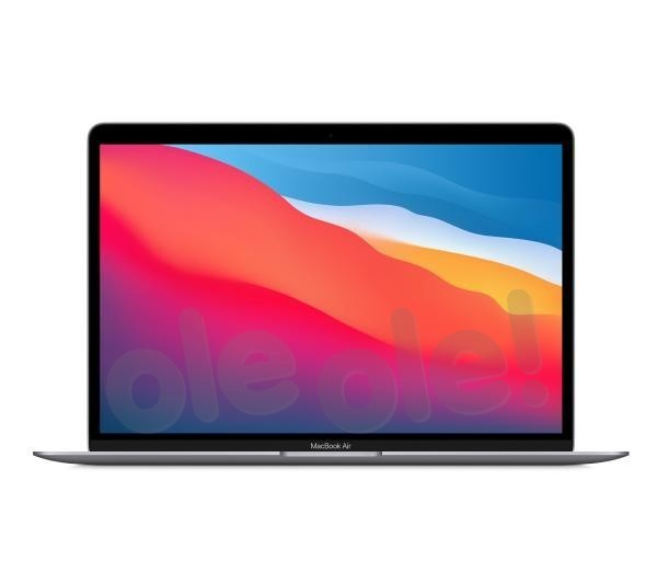 "Apple Macbook Air M1 13,3"" Apple M1 - 8GB RAM - 512GB Dysk - macOS (gwiezdna szarość)"