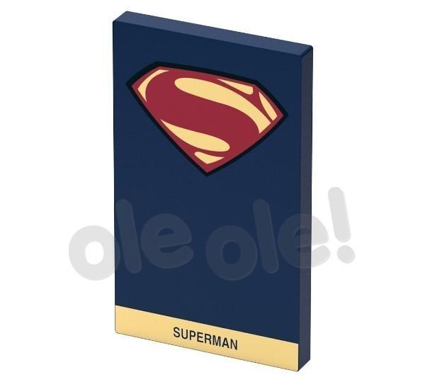 Tribe PBD23301 DC Comics Superman 4000 mAh