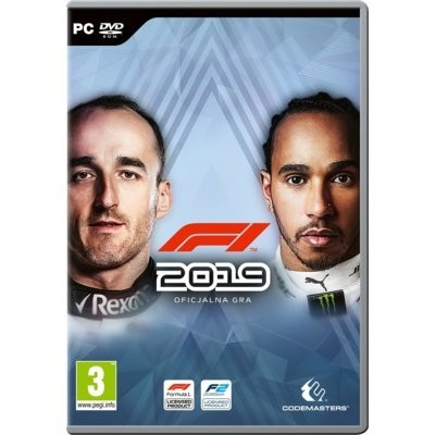 Gra PC F1 2019