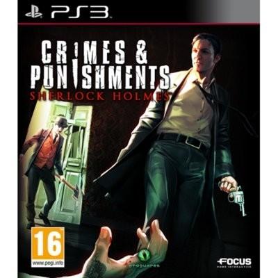 Gra PS3 Sherlock Holmes Zbrodnie i Kary
