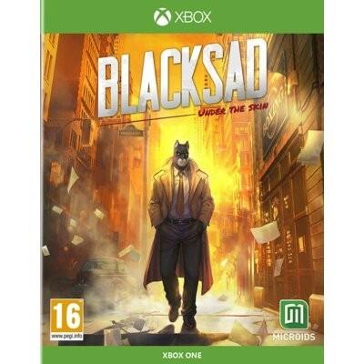 Produkt z outletu: Gra Xbox One Blacksad: Under the Skin