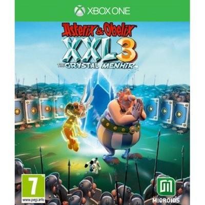 Gra Xbox One Asterix & Obelix XXL3: The Crystal Menhir