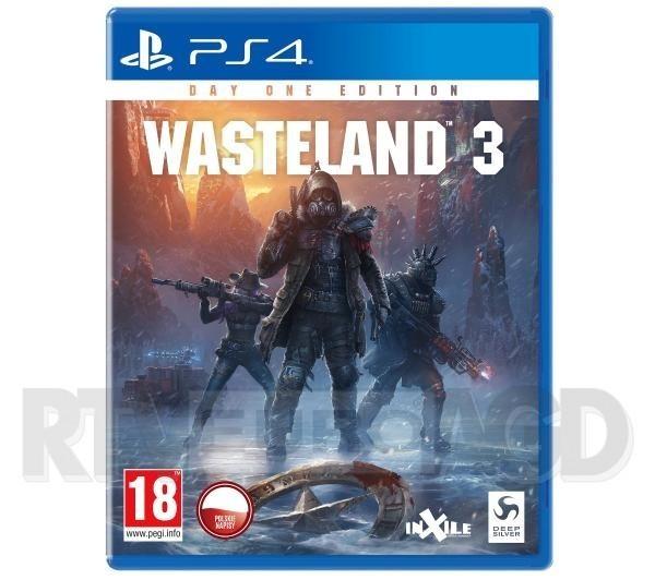 Wasteland 3 - Edycja Day One PS4