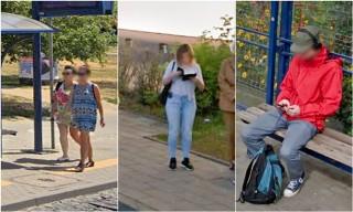Mieszkańcy Bydgoszczy na przystankach MZK. Co robią? Zdjecia