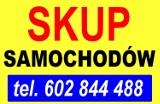 Logo firmy Skup samochodów za gotówkę, Częstochowa i okolice