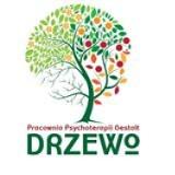 """Logo firmy Pracownia Psychoterapii Gestalt """"Drzewo"""""""