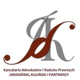 Logo firmy Kancelaria Adwokatów i Radców Prawnych Jarosiński, Kuliński i Partnerzy