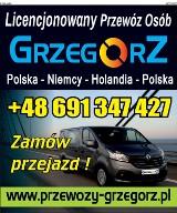 Logo firmy GRZEGORZ Grzegorz Borsich