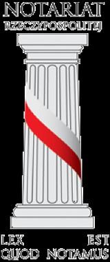 Logo firmy Kancelaria Notarialna Notariusz Maciej Krakowiński
