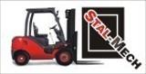 Logo firmy STAL-MECH Wózki widłowe