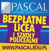 Logo firmy Europejskie Centrum Kształcenia PASCAL