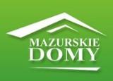Logo firmy Mazurskie Domy