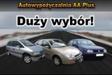 Logo firmy Wypożyczalnia samochodów AAPLUS Bogdan Klepacki