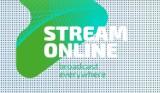 Logo firmy StreamOnline - transmisje online Warszawa