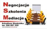 Logo firmy NSM Arkadiusz Niedziółka