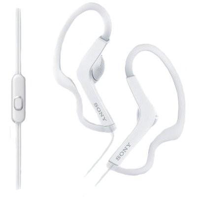 MDR-AS210AP Biały Słuchawki SONY