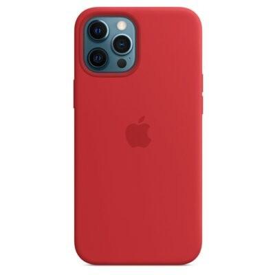 Silikonowe etui z MagSafe do iPhone'a 12 Pro Max MHLF3ZM/A Silikonowe etui APPLE