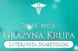 Logo firmy Diabetolog Gliwice NFZ