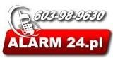 Logo firmy Alarm24.pl