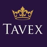 Logo firmy Tavex – Złoto inwestycyjne i kantor Katowice