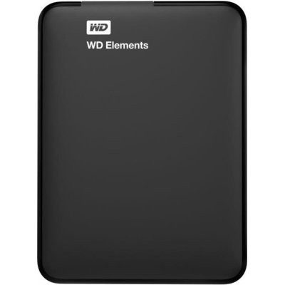"Western Digital HDD Portable 1TB Elements 2,5"" USB3.0"