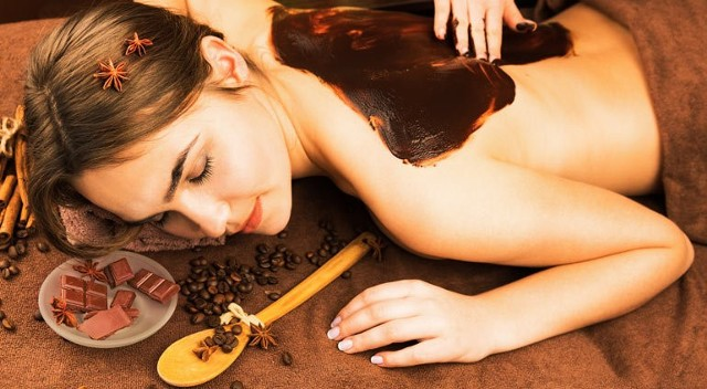 Czekoladowy relaks - masaż SPA - Olsztyn (Spa Siła Spokoju)