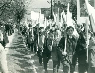 Zespół Szkół nr 4 w Skierniewicach. Dzieje szkoły na dawnej fotografii