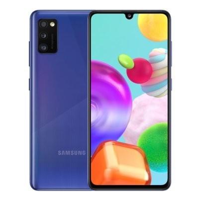 Smartfon SAMSUNG Galaxy A41 Niebieski SM-A415FZBDEUE