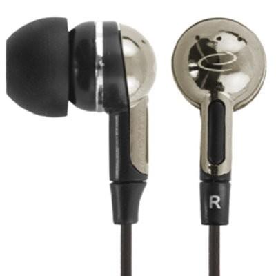 Słuchawki dokanałowe ESPERANZA EH125 Czarno-srebrne