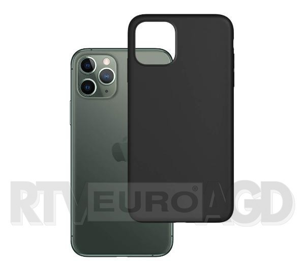 3mk Matt Case iPhone 11 Pro (czarny)