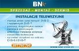 Logo firmy BNC – Montaż, ustawienie i serwis anten satelitarnych i naziemnych